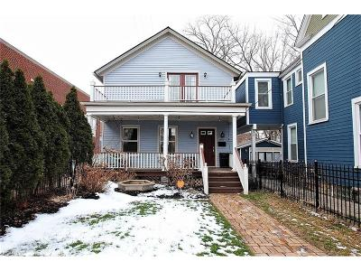 Single Family Home For Sale: 1522 West 32 St