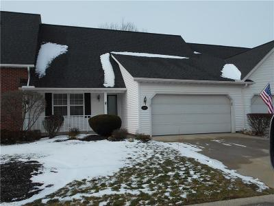 Painesville OH Condo/Townhouse For Sale: $137,000