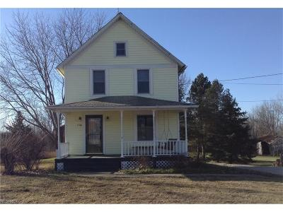 Brunswick Single Family Home For Sale: 1740 Substation Rd