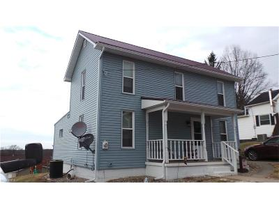 Guernsey County Single Family Home For Sale: 515 Maple St