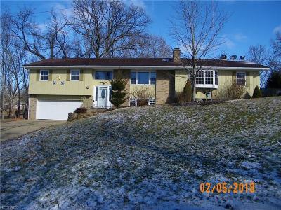 Belpre Single Family Home For Sale: 83 Watson Ln