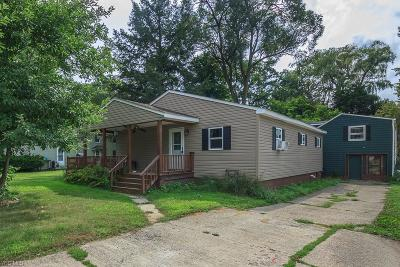 Painesville Single Family Home For Sale: 886 South State St