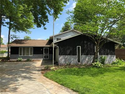 Brunswick Single Family Home For Sale: 3717 Ascot Dr