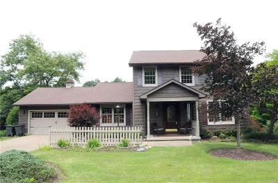 Guernsey County Single Family Home For Sale: 3 Hillcrest Ln
