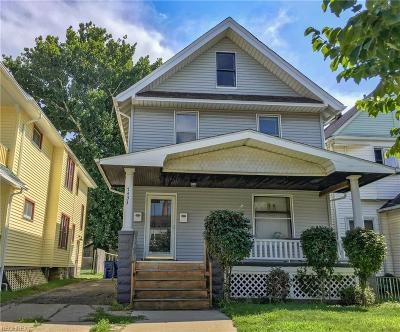 Cleveland Multi Family Home For Sale: 7433 Goodwalt Ave