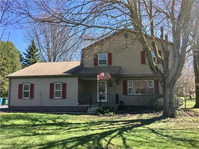 Youngstown OH Single Family Home For Sale: $124,900