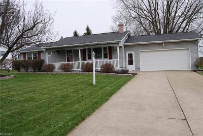 Zanesville OH Single Family Home For Sale: $159,900
