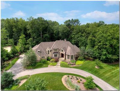Chagrin Falls Single Family Home For Sale: 7431 Faraway Trl