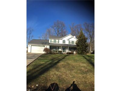 Painesville Township Single Family Home For Sale: 1281 Bowdoin Ct