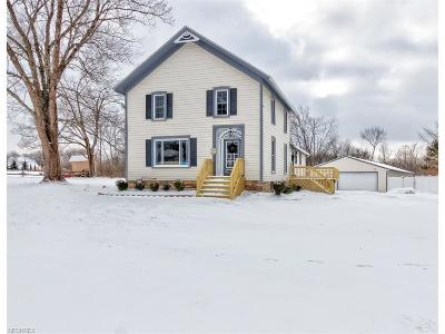 Chardon Single Family Home For Sale: 447 North St