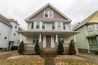 Cleveland Multi Family Home For Sale: 2052 West 101st St