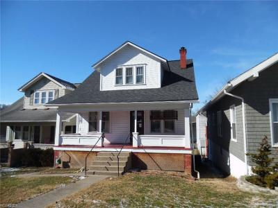 Marietta Single Family Home For Sale: 205 Marion St