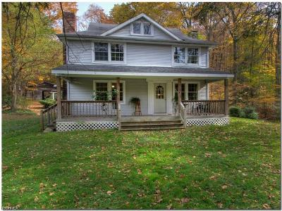 Gates Mills Single Family Home For Sale: 1985 Chagrin River Rd