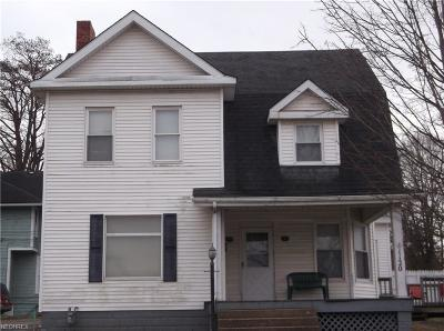 Guernsey County Single Family Home For Sale: 1120 Beatty Ave
