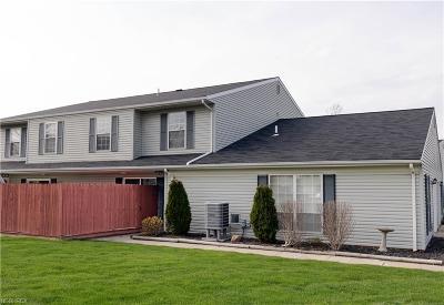 Mentor Condo/Townhouse For Sale: 6858 Beacon Dr #B