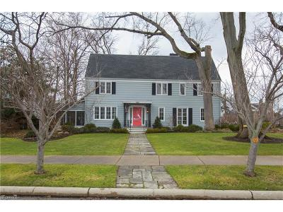 Cuyahoga County Single Family Home For Sale: 1109 West Forest Rd