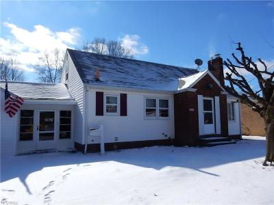 Single Family Home For Sale: 2938 20th St Northwest