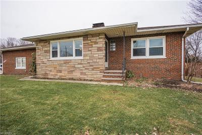 Perry Single Family Home For Sale: 4378 Lane Rd