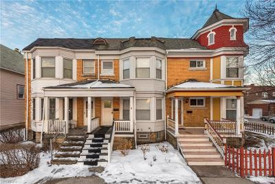 Cleveland Single Family Home For Sale: 1863 West 65th St
