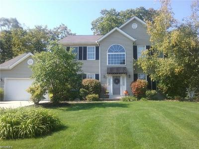 Strongsville Single Family Home For Sale: 18854 South Inlet Dr