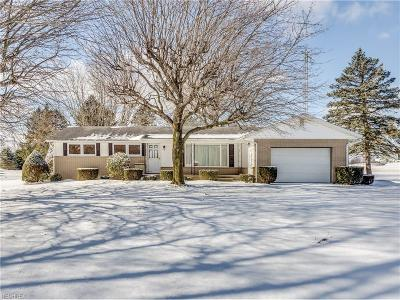 Single Family Home For Sale: 12033 William Penn Ave Northeast