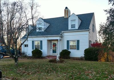 Marietta Single Family Home For Sale: 1219 Glendale Rd