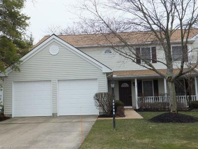 Strongsville Single Family Home For Sale: 20799 Springfield Cir