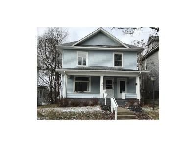 Guernsey County Multi Family Home For Sale: 423 North 9th St