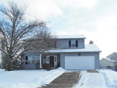 Olmsted Falls Single Family Home For Sale: 23805 Cooper Turn