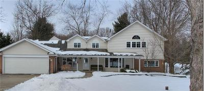 Cuyahoga County Single Family Home For Sale: 40 Meadowhill Ln