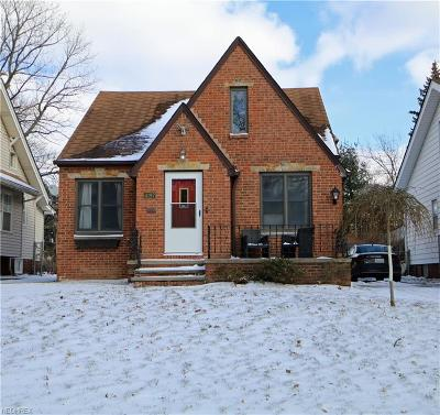 Fairview Park Single Family Home For Sale: 4197 West 212th St