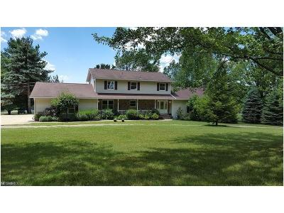 Wadsworth Single Family Home For Sale: 7570 Boneta Rd
