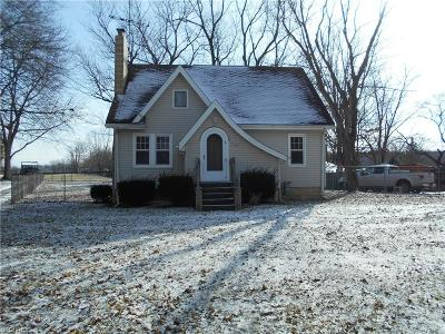 Wadsworth Single Family Home For Sale: 737 State St
