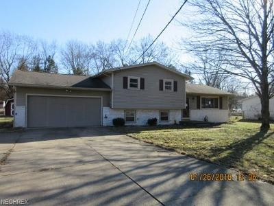 Single Family Home For Sale: 7086 Woodell Ave Northeast
