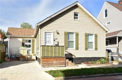 Tremont Single Family Home For Sale: 2498 West 8th St