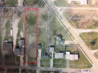 Mentor-On-The-Lake Residential Lots & Land For Sale: 5822 Lake St