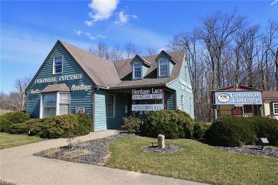 Muskingum County Commercial For Sale: 120 Arch Hill Rd