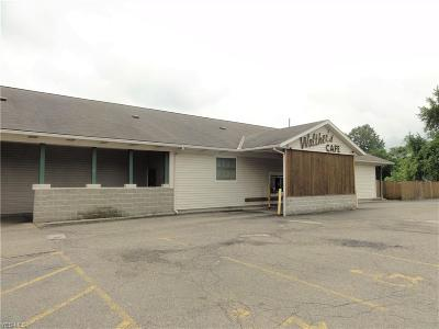 Canton Commercial For Sale: 1836 Maple Avenue