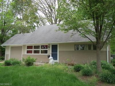 Berea Single Family Home For Sale: 584 Woodmere Dr