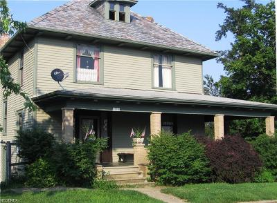 Single Family Home For Sale: 1616 Penn St