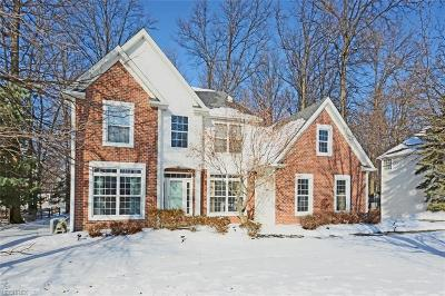 Avon Lake Single Family Home For Sale: 32280 Woodfield Dr
