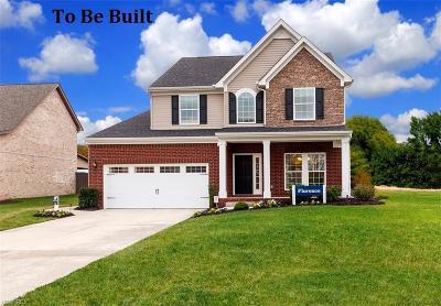 North Ridgeville Single Family Home For Sale: 43 Barkhurst Mill Dr