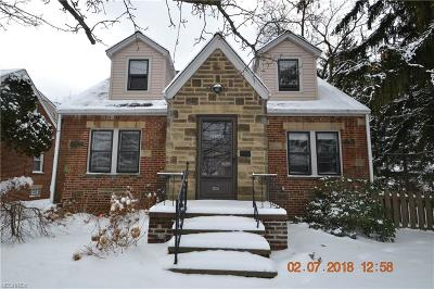 Single Family Home Sold: 21151 Forbes Rd