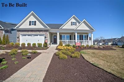 North Ridgeville Single Family Home For Sale: 125 Yale Ct