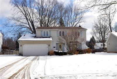 North Olmsted Single Family Home For Sale: 4039 Tennyson Ln