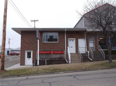 Guernsey County Commercial Lease For Lease: 627 Steubenville Ave