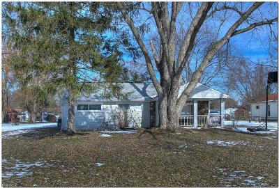 Twinsburg Single Family Home For Sale: 1895 Westwood Dr