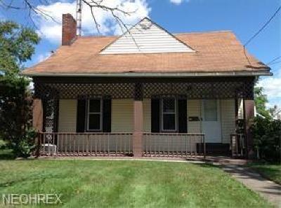 Single Family Home For Sale: 179 West Washington St