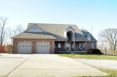 Muskingum County Single Family Home For Sale: 3165 Dickory Cir