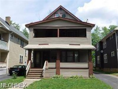 Multi Family Home For Sale: 3419 Altamont Ave